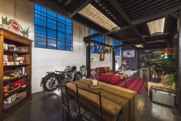 caravanserraglio affitto location milano lounge